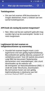 APK Keurmeester screenshot 1