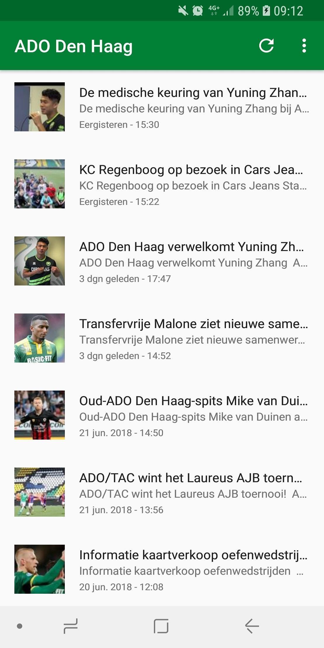Ado Den Haag Nieuws For Android Apk Download