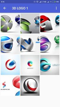 3D Logo Inspiration screenshot 12