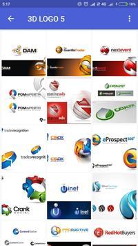 3D Logo Inspiration screenshot 14