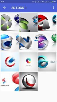 3D Logo Inspiration screenshot 2