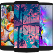 Wallpaper 3D ANDROID icon