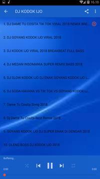 DJ Kodok Ijo House Music 2018 screenshot 2
