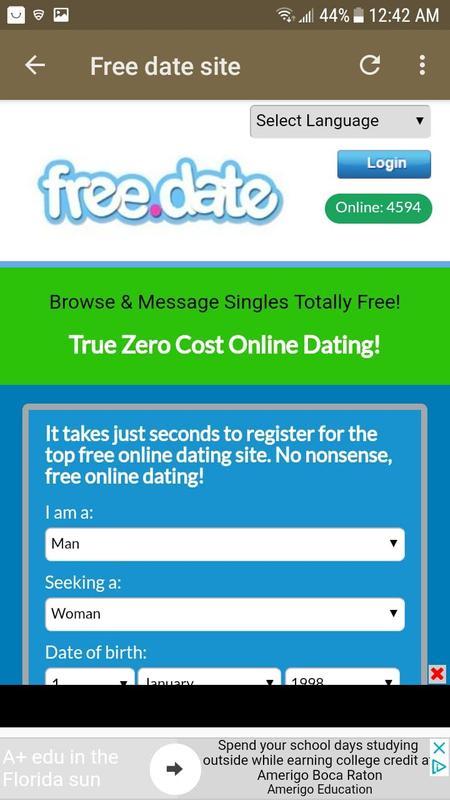 Kostenlose Dating-Magazine
