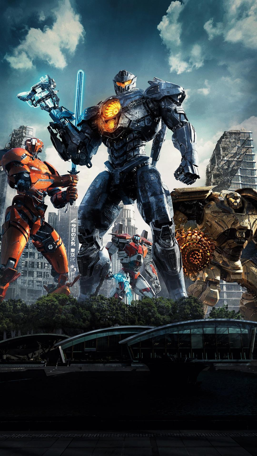 Pacific Rim 4k Hd Wallpaper Offline For Android Apk Download