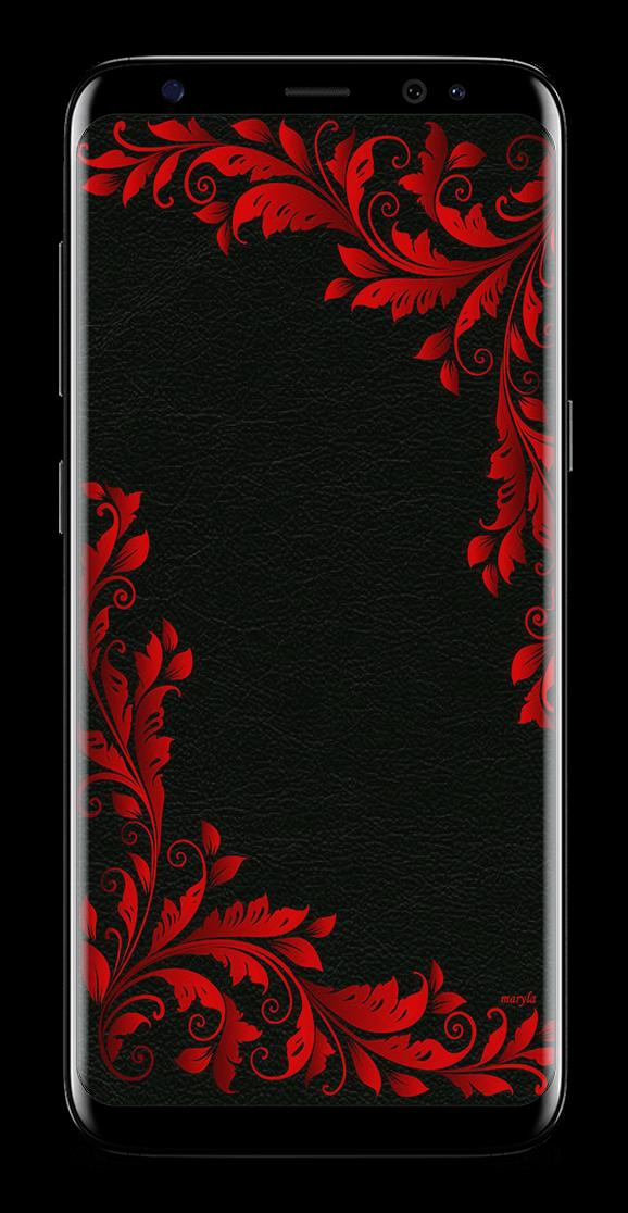 Dark Red Wallpaper Background Hd For Android Apk Download