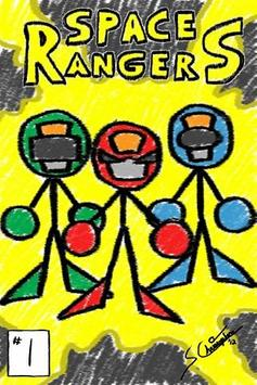 Space Rangers Season 1 poster