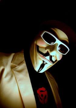 Best Anonymous Wallpaper screenshot 3
