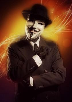 Best Anonymous Wallpaper screenshot 1
