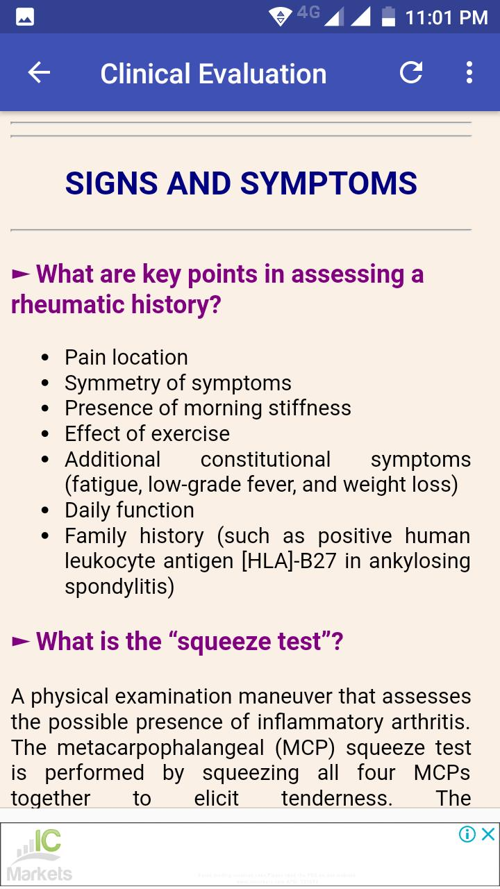 Rheumatology Secrets for Android - APK Download