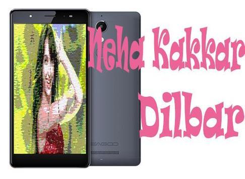 DILBAR - Neha Kakkar poster