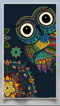 Owl Wallpaper screenshot 3