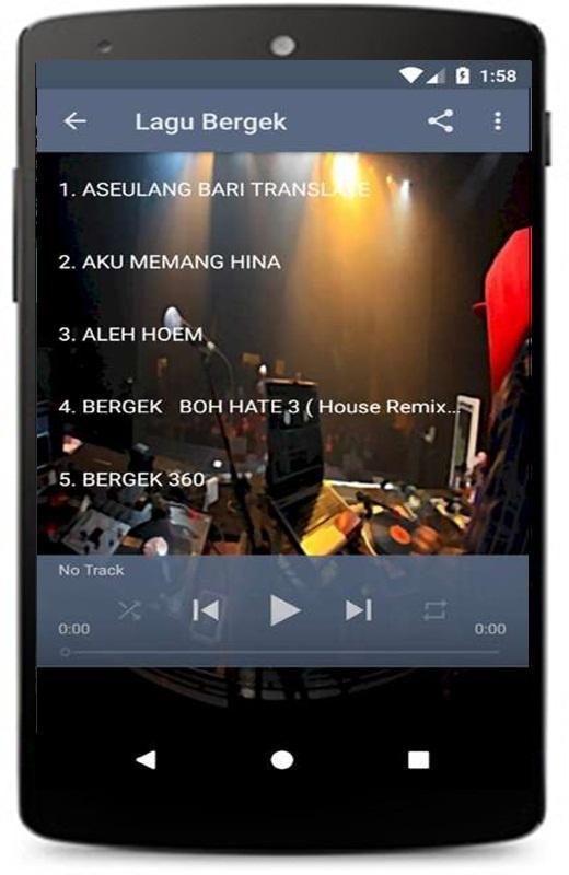 Lagu Aceh - BERGEK Terlengkap for Android - APK Download
