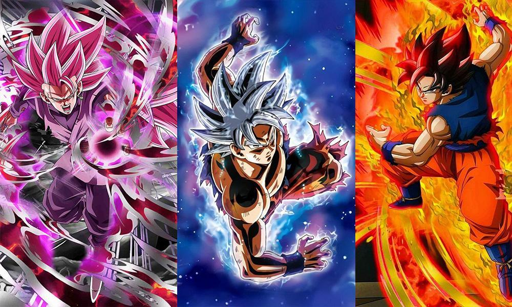 Goku Fan Art Wallpaper For Android Apk Download