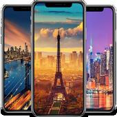 City Wallpaper HD icon