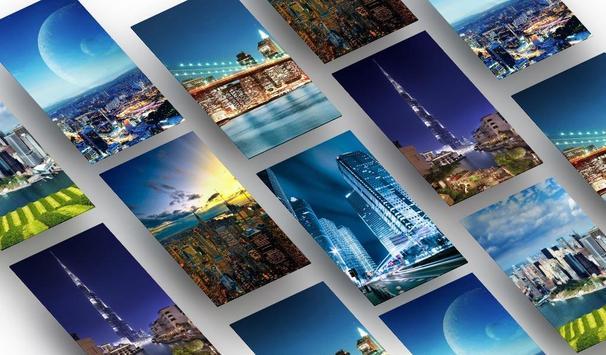 City Wallpaper HD poster