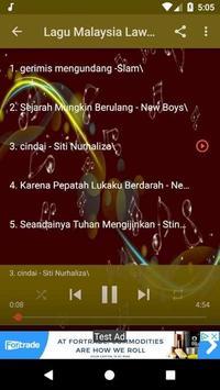 Lagu Malaysia Lawas Lengkap screenshot 1