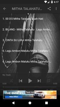 MITHA TALAHATU~Ambon Manise screenshot 2