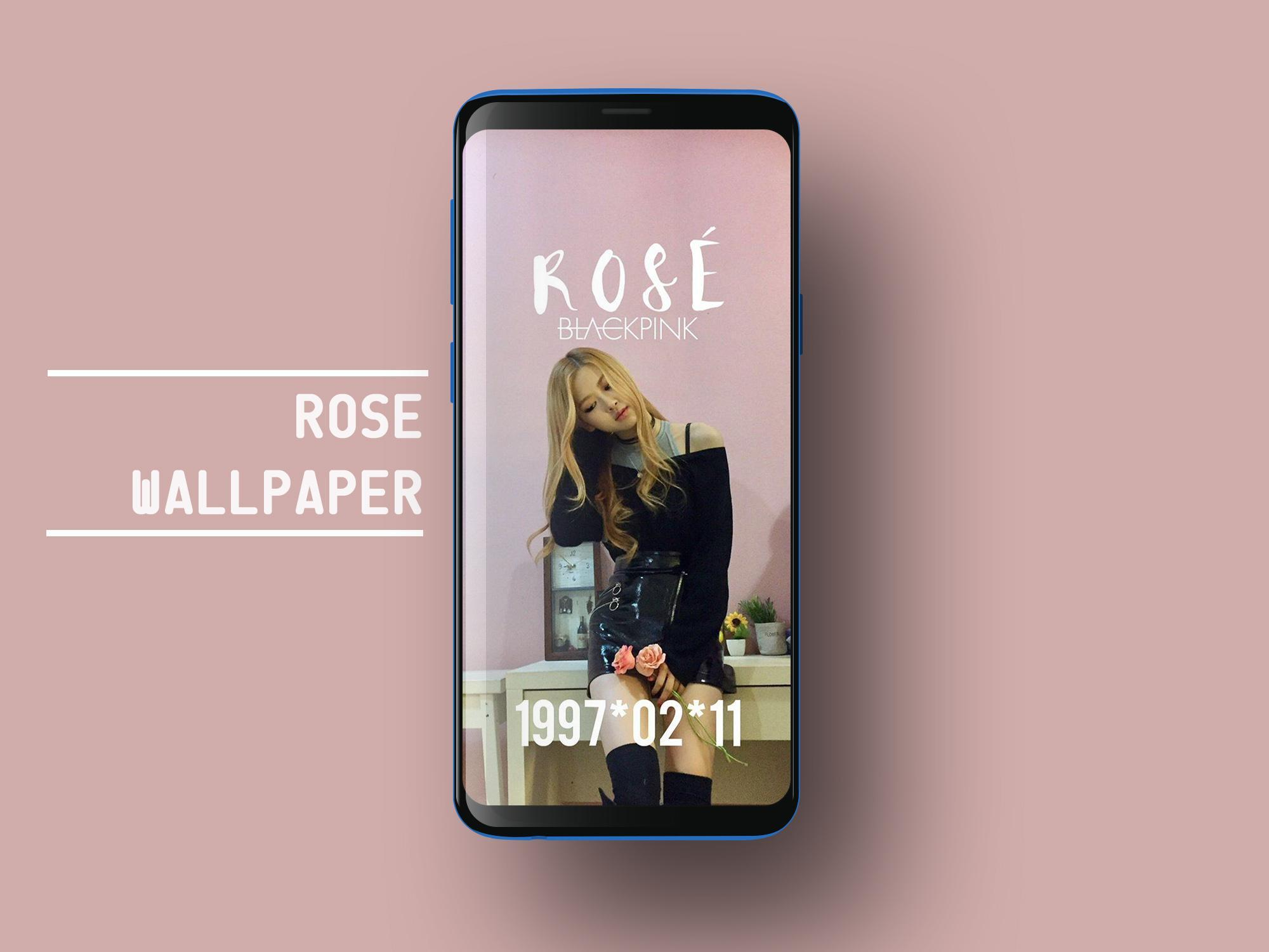 Blackpink Rose Wallpaper Kpop Fans Hd For Android Apk Download