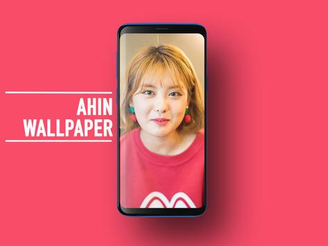 Momoland Ahin Wallpapers KPOP Fans HD screenshot 1