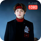 Bts V Kim Taehyung Wallpapers Kpop Fans Hd For Android Apk Download
