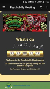 Psychobilly Meeting poster