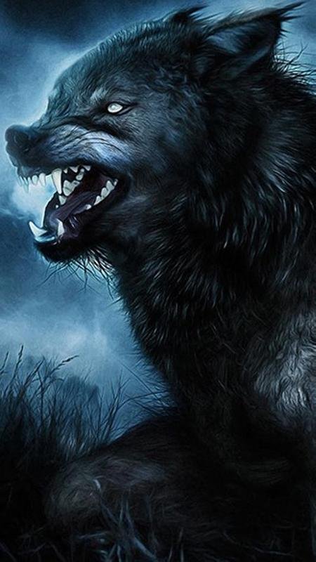 Werewolf Wallpapers HD Free Poster Screenshot 1