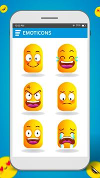 Elite Emoticons For Whatsapp poster