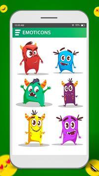 Elite Emoticons For Whatsapp screenshot 2