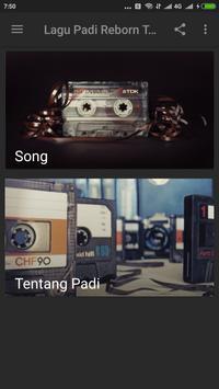 Lagu Padi Reborn Terpopuler screenshot 1