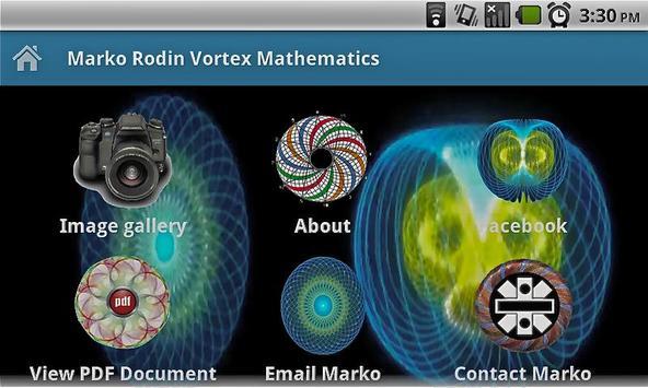 Marko Rodin Application apk screenshot