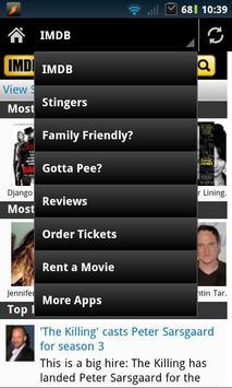 Movies apk screenshot
