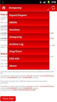 Oracle DBA help screenshot 2