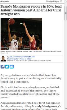 Alabama News apk screenshot