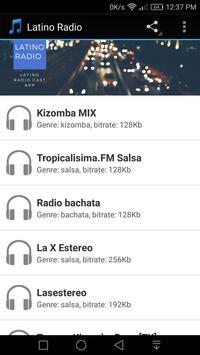 Latino Radio apk screenshot