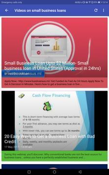 Small Business Loans screenshot 11