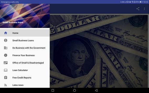 Small Business Loans screenshot 5