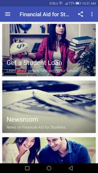 Financial Aid for Students apk screenshot