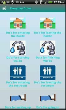 Everyday Duas poster