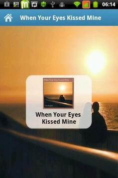 When Your Eyes Kissed Mine poster