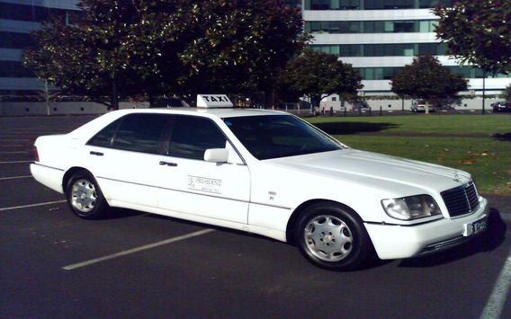 President Taxi Auckland screenshot 1