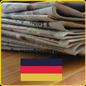 Deutsche Zeitungen Newspapers icon