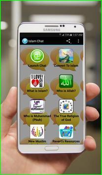 Live Islam Chat screenshot 1