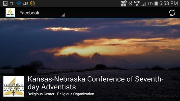 Kansas-Nebraska Conference apk screenshot