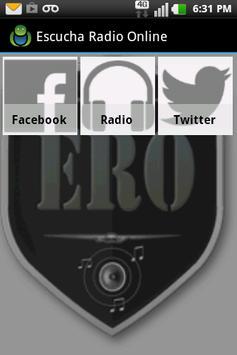 Escucha Radio Online poster