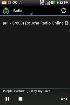 Escucha Radio Online screenshot 1