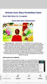 25 Kisah Nabi Allah screenshot 2