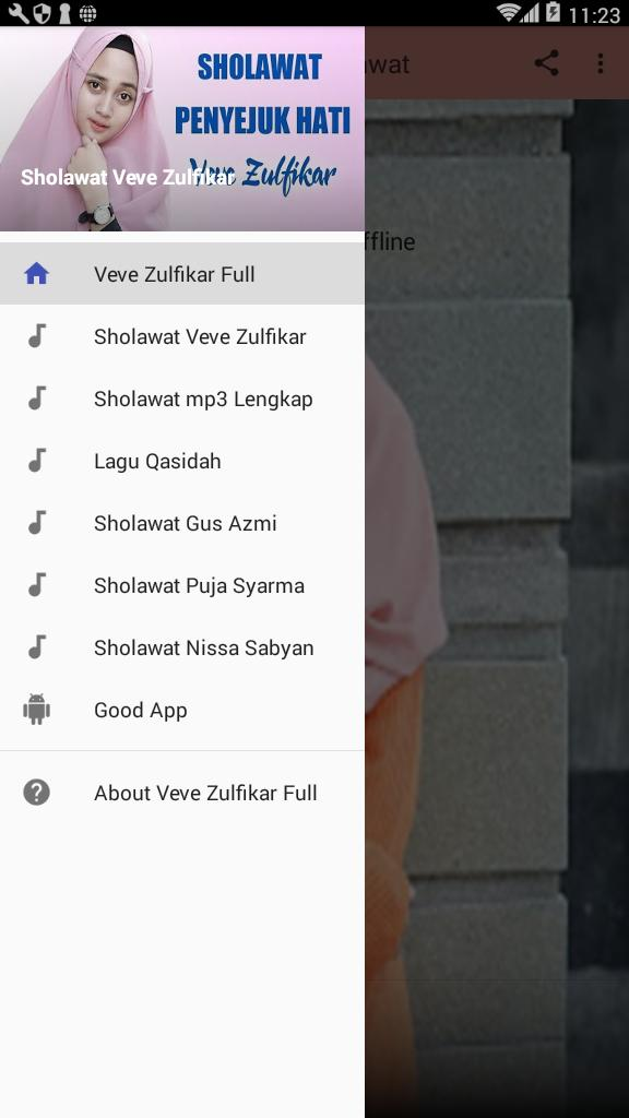 Veve Zulfikar Full Sholawat for Android - APK Download