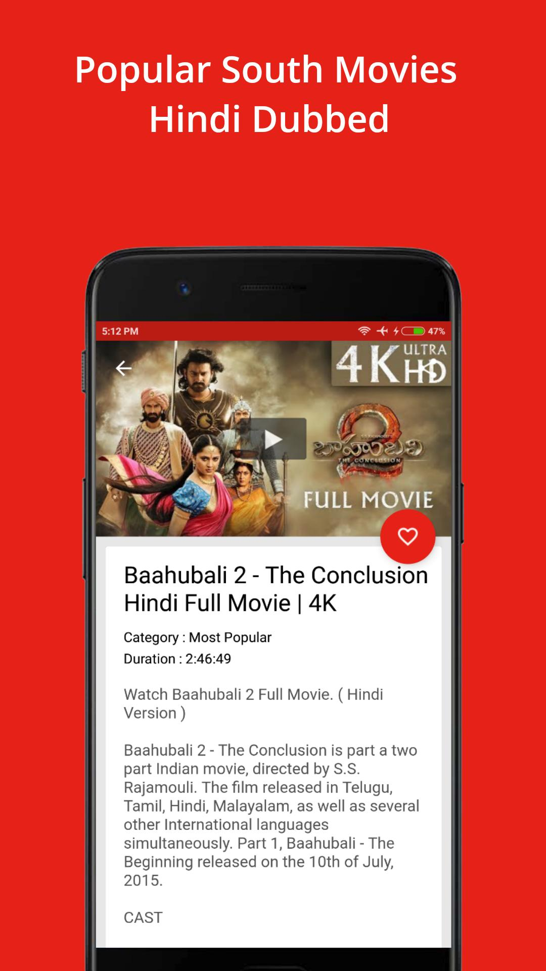 Movies for Android - APK Download
