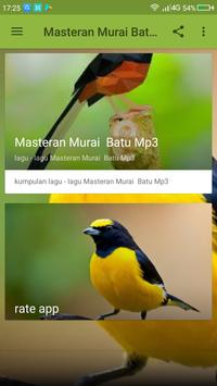 Masteran Kicau Murai Offline screenshot 2